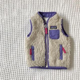 パタゴニア(patagonia)の美品 patagonia パタゴニア フリースベスト レトロX(ジャケット/コート)