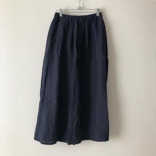 ムジルシリョウヒン(MUJI (無印良品))の無印良品 MUJI リネンマキシスカート(ロングスカート)
