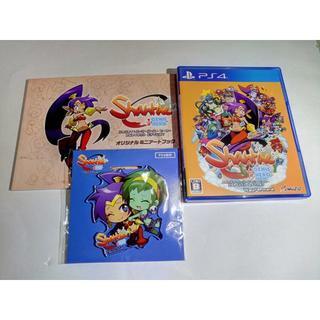 PS4 特典つき シャンティハーフジーニーヒーロー(家庭用ゲームソフト)