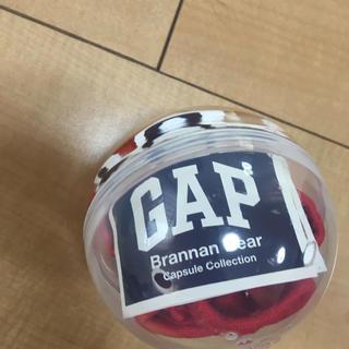 ギャップ(GAP)のGAP GAPガチャ 赤色パーカー ぬいもーず(キャラクターグッズ)