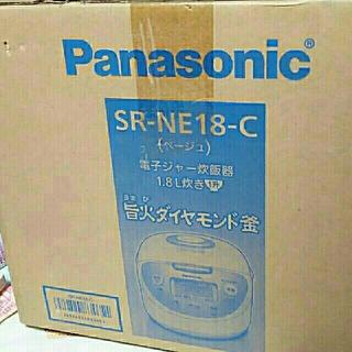 Panasonic - 1升炊き 炊飯器 Panasonic