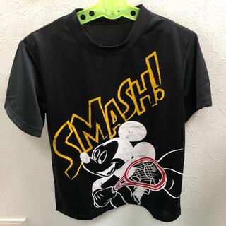 ミッキーマウス(ミッキーマウス)のミッキーマウス キッズTシャツ⭐️サイズ140   テニス柄(Tシャツ/カットソー)