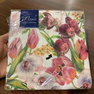 イケア(IKEA)の紙ナプキン  ペーパーナプキン  PAW(テーブル用品)