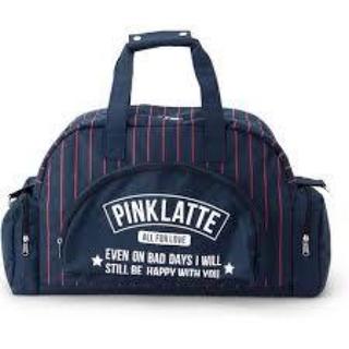 ピンクラテ(PINK-latte)のピンクラテ ボストンバッグ(ボストンバッグ)