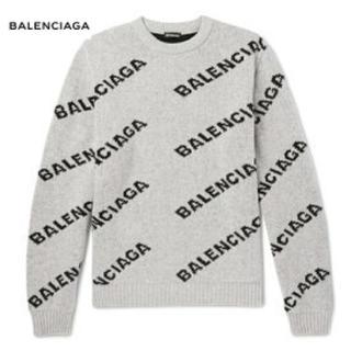 バレンシアガ(Balenciaga)の試着のみ バレンシアガ ニット セーター XSサイズ(ニット/セーター)