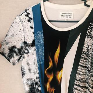 マルタンマルジェラ(Maison Martin Margiela)の15ss メゾンマルタンマルジェラ アーティザナル ファイヤー Tシャツ(Tシャツ/カットソー(半袖/袖なし))