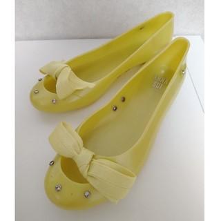 アナスイ(ANNA SUI)のANNA SUI ラバーシューズ 雨靴 パンプス(サンダル)