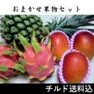 『おまかせ果物セット(М)お試しセット』 果物詰め合わせ ドラゴンフルーツ(フルーツ)