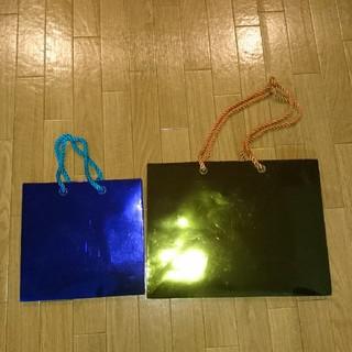 スライ(SLY)のSLY ショッパー2枚セット(ショップ袋)