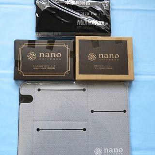 ナノユニバース(nano・universe)の雑誌 付録 ナノ・ユニバース 4点セット 財布他(長財布)
