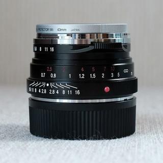 フォクトレンダー NOKTON classic 40mm F1.4 SC VM (レンズ(単焦点))