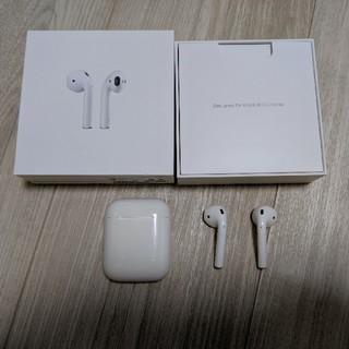 アップル(Apple)のAirPods 第1世代(ヘッドフォン/イヤフォン)