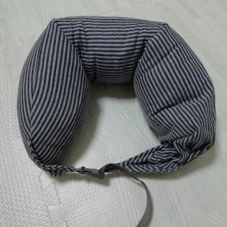 ムジルシリョウヒン(MUJI (無印良品))のMUJI 無印良品 ネックピロー(旅行用品)