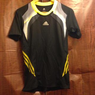 アディダス(adidas)のadidas アディダス Tシャツ トレーニングウェア S ブラック(ウェア)
