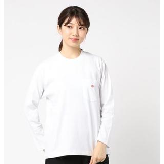 ダントン(DANTON)のDANTON pocket crew neck long Tshirts(Tシャツ(長袖/七分))