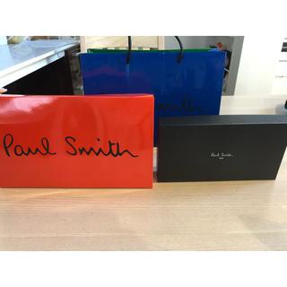 ポールスミス(Paul Smith)のポールスミス紙袋、箱(ショップ袋)