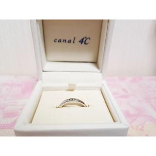 カナルヨンドシー(canal4℃)の最終値引き価格canal 4℃ リング(リング(指輪))