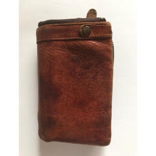 タフ(TOUGH)のTOUGH JEANS  革財布(折り財布)