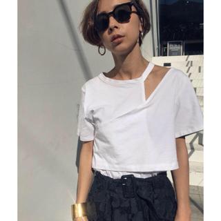 アメリヴィンテージ(Ameri VINTAGE)のAMERI MY ELABORATE TEE(Tシャツ(半袖/袖なし))