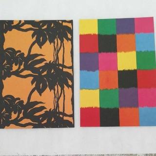 マリメッコ(marimekko)のマリメッコ ポストカード 2枚セット(写真/ポストカード)