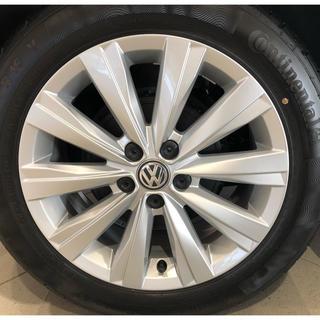 フォルクスワーゲン(Volkswagen)のフォルクスワーゲンPOLOタイヤホイールセット(タイヤ・ホイールセット)
