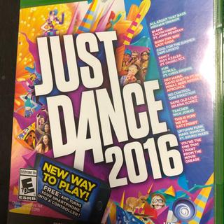 エックスボックス(Xbox)のう様専用 ジャストダンス2016 (家庭用ゲームソフト)