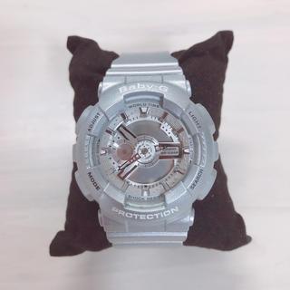 ベビージー(Baby-G)のCASIO BABY-G グレー(腕時計)