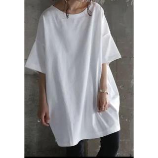 アンティカ(antiqua)のアンティカ  バスクTシャツ(Tシャツ(半袖/袖なし))