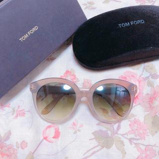 トムフォード(TOM FORD)のTOM FORD♡トムフォードMonica キャッツアイ サングラス(サングラス/メガネ)