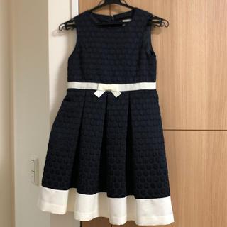 クミキョク(kumikyoku(組曲))の女児 ワンピース 卒業式、結婚式(ドレス/フォーマル)
