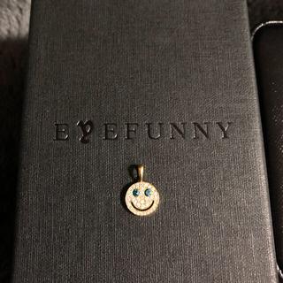 EYEFUNNY - EYEFUNNY アイファニー ダイヤモンド スマイル S ブルーアイズ
