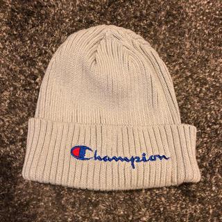 チャンピオン(Champion)のチャンピオン サマーニット帽子(ニット帽/ビーニー)