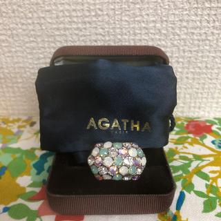 アガタ(AGATHA)のアガタ リング AGATHA 大きなサイズ(リング(指輪))