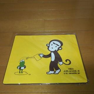 エヌイーシー(NEC)のバザールでござール マウスパッド 新品未使用(PC周辺機器)