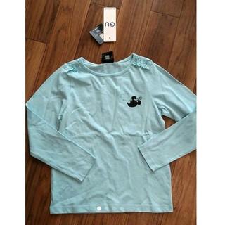ジーユー(GU)のタグ付き新品 GU グラフィックT 長袖(Tシャツ/カットソー)