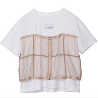 アメリヴィンテージ(Ameri VINTAGE)のAmeri VINTAGE MY UNION TEE(Tシャツ(半袖/袖なし))