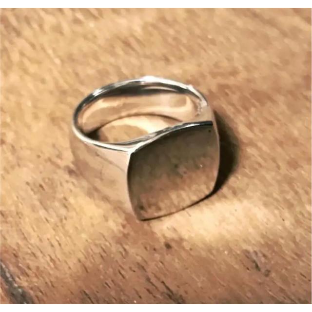 Edition(エディション)の希少 トムウッド tomwood 56 リング メンズのアクセサリー(リング(指輪))の商品写真