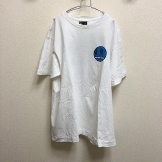 アベイシングエイプ(A BATHING APE)の良品 旧タグ A BATHING APE THE FOOT SOLDIER T(Tシャツ/カットソー(半袖/袖なし))