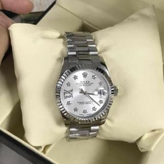c2442a3ef2 ロレックス(ROLEX)のロレックス 自動巻 機械式腕時計 レディース(腕時計)