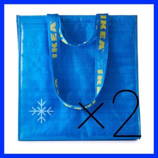 IKEA - IKEA FRAKTA クーラーバッグ 保冷バッグ 2枚