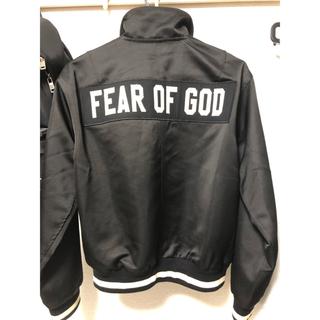 フィアオブゴッド(FEAR OF GOD)のFEAR OF GOD 5thCollection サテン コーチジャケット(ナイロンジャケット)