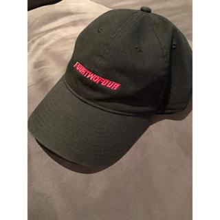 シュプリーム(Supreme)の424 CAP FourTwoFour(キャップ)