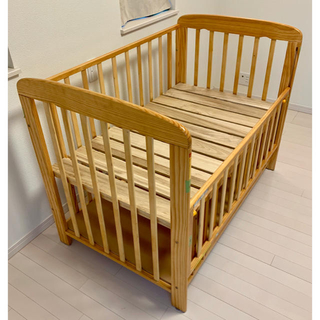 ハピネス(Happiness)のハピネス ベビーベット (Happiness Baby Bed)(ベビーベッド)