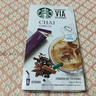 スターバックスコーヒー(Starbucks Coffee)のスターバックス VIA  CHAI  スタバ ヴィア チャイ (その他)