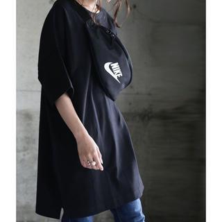 アンティカ(antiqua)の大人気!antiqua バスクTシャツ ブラック サイズXL(Tシャツ(半袖/袖なし))
