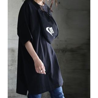 アンティカ(antiqua)の大人気!antiqua バスクTシャツ ブラック サイズL(Tシャツ(半袖/袖なし))