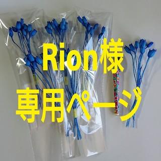 Rion様専用ページ(プリザーブドフラワー)
