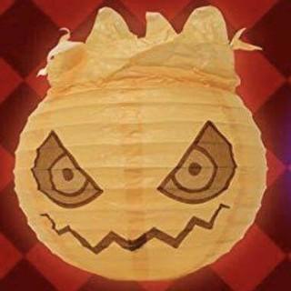 タイトー(TAITO)のファイナルファンタジーXIV ボムの提灯 オレンジ(キャラクターグッズ)