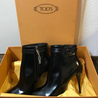 トッズ(TOD'S)のTOD'S 新品未使用ショートブーツ(ブーツ)