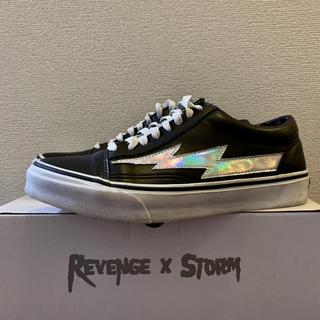 revenge storm 日本popup限定 レザー ホログラム(スニーカー)